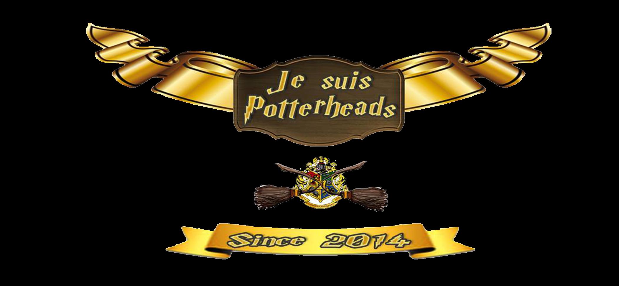 Je suis Potterheads.